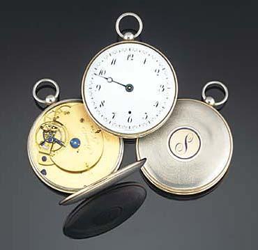 Exemples de montres à souscription