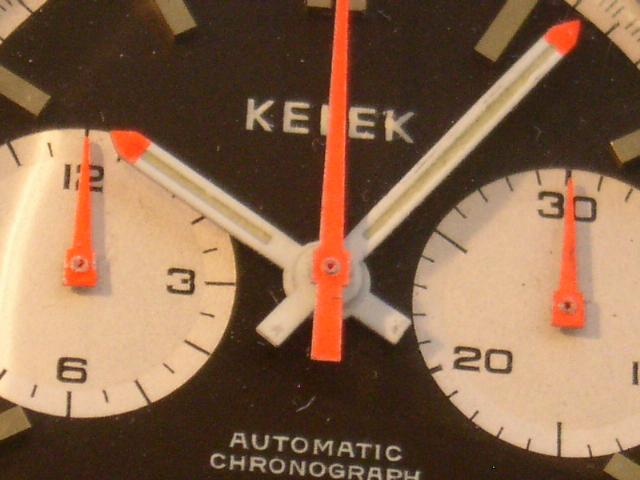 Chronographe Kelek